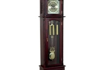 Grandfather clocks and clocks and watches / Elegant time pieces from grandfather clocks to luxury clocks and watches / by Rubie Thomases