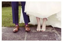Merle & Morris Brides / Real brides wearing shoes from Merle & Morris