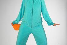 pajama costume