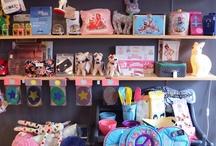 Shops to visit/ideas