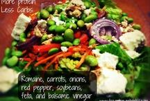 Low carb salad ideas