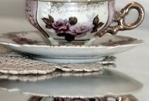 Tea cups....antiques..
