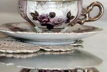 Tea cups....antiques..