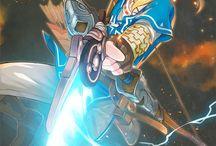 Zelda / Link  ☆•☆