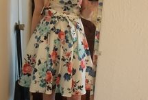 Modest drees