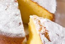 Panes y pasteles y algo más