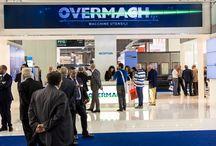 BIMU 2014 / Il Gruppo Overmach alla 29° Fiera Bi.Mu. in programma a Milano dal 30/09 al 04/10 2014 presso la zona fieristica Rho-Pero.  Vi aspettiamo numerosi presso il Pad.13 allo Stand C22-D17-D19