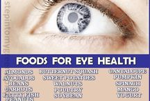 The eyes have it! / Eye health; facts and figures about eyes; look after your eyes