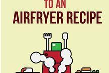 Air fryer recepten