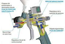 Accessoires pour Pistolets de Peinture / https://octo-pro.fr/categorie-produit/epa/application-epa/acces-pist/