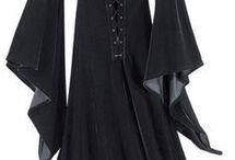 gothik obleceni