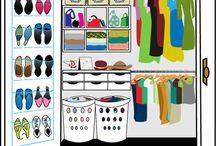 closet / by Brittany Albizo