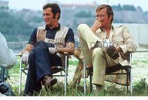Tony Curtis i Roger Moore