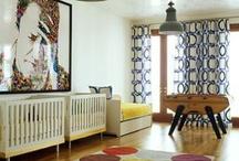 Children's Rooms and Nurseries / by Carter Schildknecht
