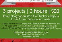 Christmas Creating