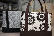 DIY - To Carry My Important Things / Purses, totes, wallets, bags / by Melissa Haren