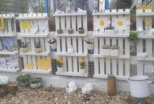 clôture exterieure