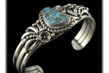 Quality Turquoise Bracelets from the American Southwest / Durango Silver Company is known for producing Southwest Silver Jewelry with the finest natural Turquoise in the world!