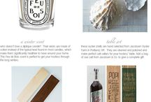 holiday gift ideas / holiday gift guides   curated by moi