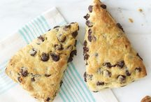 Scones choc chip