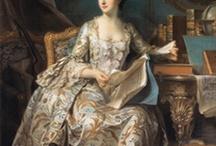 Art-Rococo (18세기초반~18세기후반) / 17세기 바로크 미술과 18세기 후반의 신고전주의 미술 사이에 유행한 유럽의 미술 양식