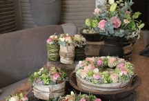 Flower arrangements
