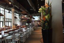 Composition Florale / Flowers / floral arrangement / Décorations florales pour tout événements. Flowers events
