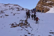 Treks in Nepal / We would like to welcome you to our enigmatic, beautiful, and largely undiscovered Himalayan land, Nepal. It sounds incredible that this tiny republic sandwiched between two giants has such a varied landscape that within a width of 200 km, it owns land as low as 80m from sea level to eight of the 14 world's highest mountains including one that is highest on the planet, Mt. Everest.