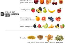 smoothies/detoxification
