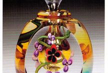 Perfume Bottles Who Can Resist! / I love perfume, but I also love the bottles it comes in!