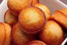 petit gâteaux, muffins