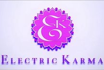 Electric Karma / by Electric Karma by Therese Cole-Hubbs