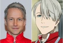 Yuri/Jurij on ice