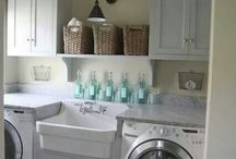 Laundry Room Ideas / by Holly John