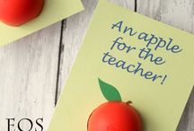 Teacher gift ideas / Ideas for holiday, year end, and teacher appreciation week gift ideas for the teachers in your life. / by OU Education