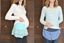 maternity diy clothes