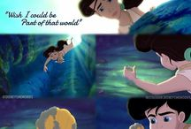 Melody The Little Mermaid