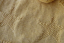 gerstekorrel | mossstitch | seedstitch | point de riz