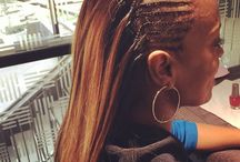 Cornrows by Midori / Images of cornrows by various stylists at Midori