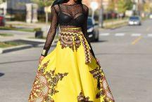 Africká móda