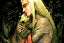 Lord of the Rings - Hobbit - Silmarillion