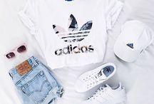 • Adidas style •