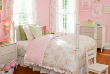 A bedroom fit for a princess / by Mary Murillo