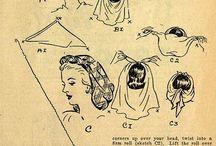 Аксессуары, шарфы, палантины, способы ношения