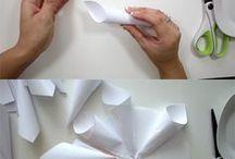 Papirblomster