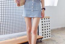 Korean Fashion / Cute & trendy collection of Korean fashion and Korean outfit ideas for women