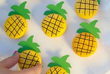 Ananas / Toutes les formes d'ananas!