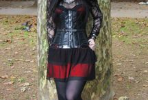 "ebony way / A very specific type of dress called ""ebony dark'ness dementia raven way would definitely wear this"""