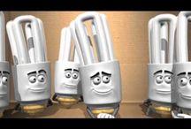SPOTS - Reciclaje de las bombillas y fluorescentes / Recopilación de los mejores vídeos de anuncios y programas de televisión que conciencian a la sociedad acerca de la importancia de la reutilización y del reciclaje de las bombillas y fluorescentes.