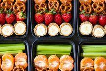 Homeschool Lunches/Snacks